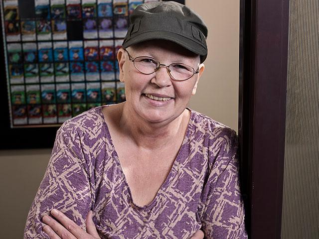 Cindy Calderwood