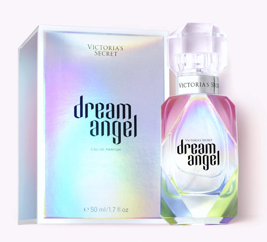 rainbow holography fragrance box